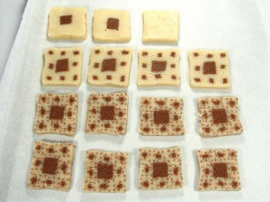 Edible Fractals: Evil Mad Scientists' Sierpinski Cookies